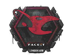 Sealed Graffiti | mousesports | London 2018