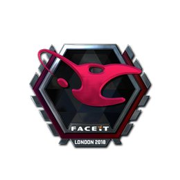 mousesports (Foil) | London 2018