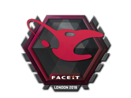 Sticker | mousesports | London 2018