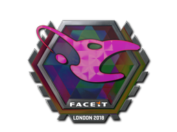 Sticker | mousesports (Holo) | London 2018