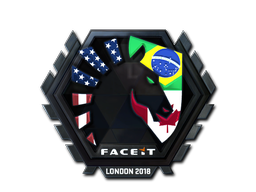 Sticker | Team Liquid (Foil) | London 2018