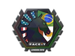Sticker | Team Liquid (Holo) | London 2018