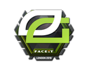 Sticker | OpTic Gaming | London 2018