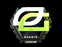 OpTic Gaming   London 2018