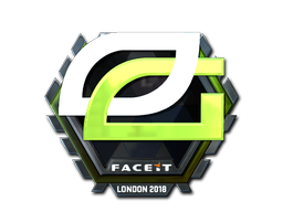 Sticker | OpTic Gaming (Foil) | London 2018