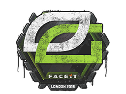 Sealed Graffiti | OpTic Gaming | London 2018