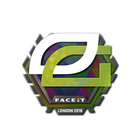 Sticker | OpTic Gaming (Holo) | London 2018