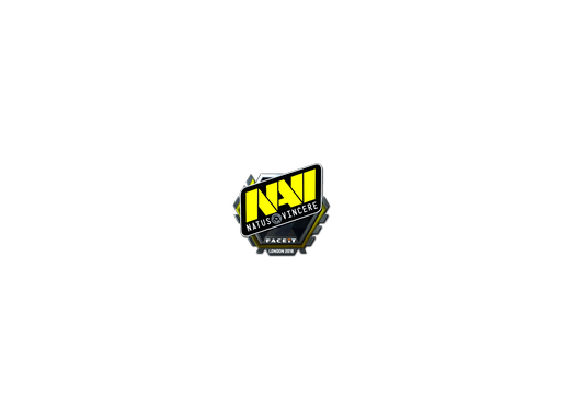 Sticker | Natus Vincere (Foil) | London 2018