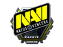Skin Sticker | Natus Vincere (Foil) | London 2018