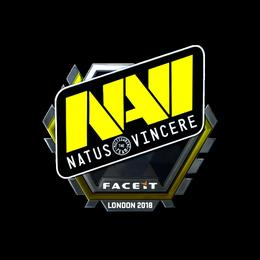Natus Vincere (Foil) | London 2018
