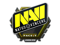 Sticker | Natus Vincere | London 2018