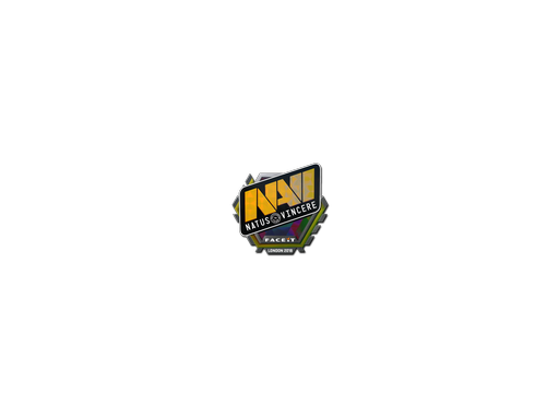 Sticker | Natus Vincere (Holo) | London 2018