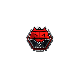 Sticker | HellRaisers (Foil) | London 2018