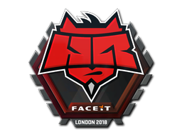 Sticker | HellRaisers | London 2018