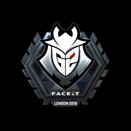 G2 Esports (Foil) | London 2018