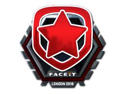 Sticker | Gambit Esports (Foil) | London 2018