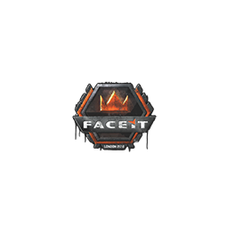 Sealed Graffiti | FACEIT | London 2018
