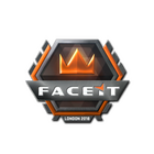 Sticker | FACEIT | London 2018