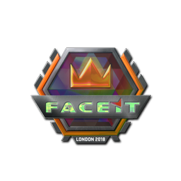 FACEIT (Holo) | London 2018