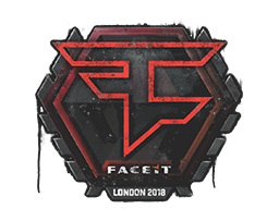Sealed Graffiti | FaZe Clan | London 2018
