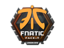 Sticker | Fnatic | London 2018