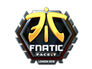 Skin Sticker | Fnatic (Foil) | London 2018