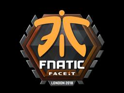 Sticker | Fnatic | London 2018