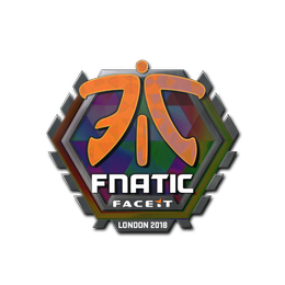 Fnatic (Holo) | London 2018