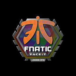 Fnatic (Holo) | London 2018
