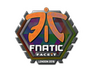 Skin Sticker | Fnatic (Holo) | London 2018