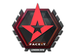 Sticker | Astralis | London 2018