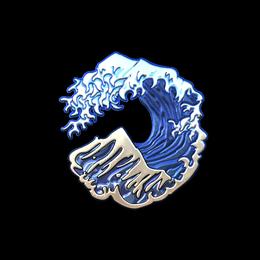 Great Wave (Foil)