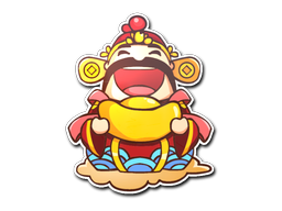 Sticker | God of Fortune