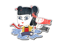 Sticker | Nezha