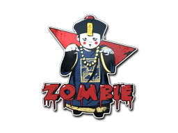 Sticker | Zombie Hop