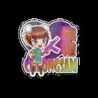 Sticker | Cheongsam (Holo)