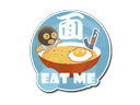 Sticker | Noodles