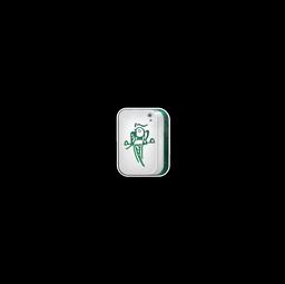 Sticker | Mahjong Rooster