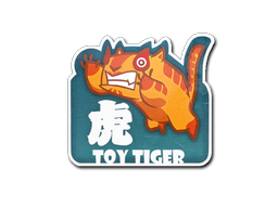 Sticker | Toy Tiger