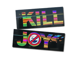 Sticker | Killjoy (Holo)
