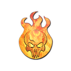 Sticker | Incineration (Holo)