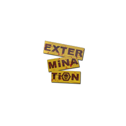 Sticker | Extermination