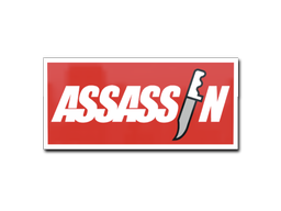 Sticker | Assassin