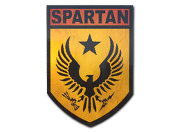 Sticker | Spartan