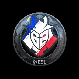 G2 Esports (Foil) | Katowice 2019