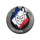 Sticker | G2 Esports | Katowice 2019