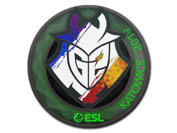 Sticker | G2 Esports (Holo) | Katowice 2019