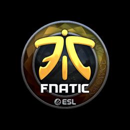 Fnatic (Foil) | Katowice 2019