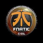 Sticker | Fnatic | Katowice 2019