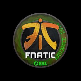 Fnatic (Holo) | Katowice 2019